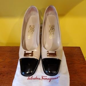 💯👠Authentic Balza Salvatore Ferragamo Shoe